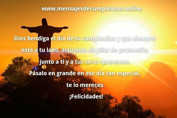 Mensajes y Frases De Feliz Cumpleaños Cristianos || « Originales » | Mensajesdecumpleanos.online