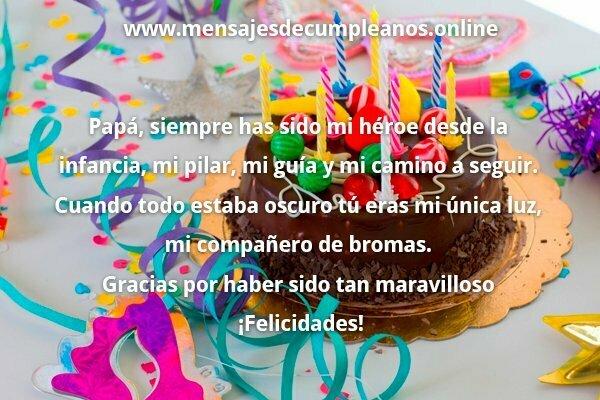 40 Mensajes Y Frases Para Felicitar A Papá Bonitas Y